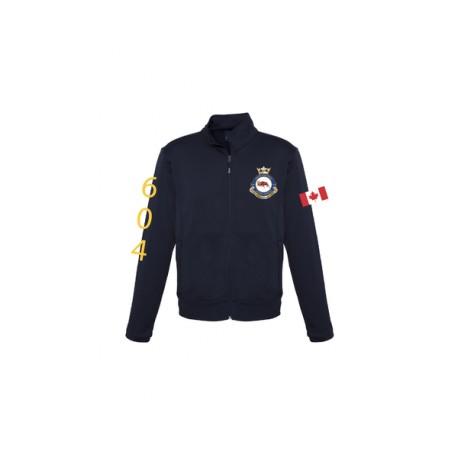 Men's Hype Front Full Zip Jacket