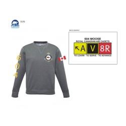 Men's Hype Crew Neck Sweat Shirt - AV8OR