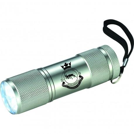 Gripper 9 LED Flashlight